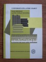 Ioan Serdean, Laura Goran - Didactica specialitatii