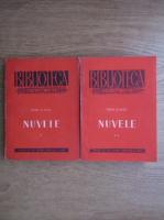 Ioan Slavici - Nuvele (2 volume)