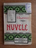 Ioan Slavici - Nuvele (volumul 2, 1930)