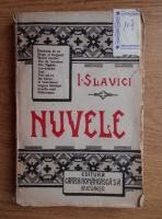 Ioan Slavici - Nuvele (volumul 3, 1930)