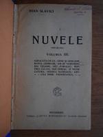 Ioan Slavici - Nuvele (volumul 3)