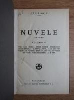 Ioan Slavici - Nuvele (volumul 5, 1940)