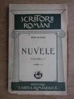Ioan Slavici - Nuvele (volumul 5)