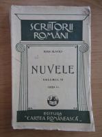 Ioan Slavici - Nuvele (volumul 6)