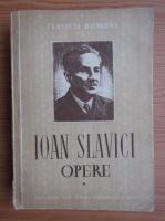 Ioan Slavici - Opere, volumul 1. Nuvele