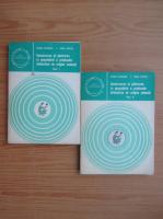 Anticariat: Ioan Stancu, Emil Petcu - Conservarea si pastrarea in gospodarie a produselor alimentare de origine animala (2 volume)