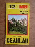 Anticariat: Ioan Stanescu - Masivul Ceahlau
