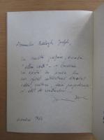 Anticariat: Ioana Ieronim - Poeme (cu autograful autorului)