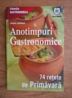 Anticariat: Ioana Irimiea - Anotimpuri gastronomice