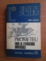 Anticariat: Ion Acsan - Prometeu. Erou al literaturii universale