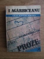 Anticariat: Ion Agarbiceanu - Proze
