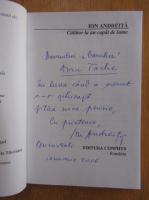 Ion Andreita - Calator la capat de lume (cu autograful autorului)