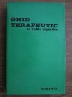 Anticariat: Ion Atanasescu - Ghid terapeutic in bolile digestive