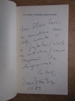 Ion Baiesu - Intamplari traite de altii (cu autograful autorului)