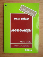 Ion Balu - Morometii de Marin Preda