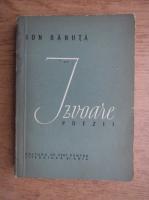 Ion Banuta - Izvoare poezii