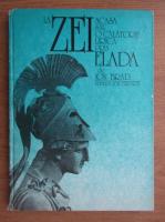 Ion Brad - La zei acasa sau o calatorie lirica prin Elada