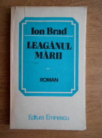 Anticariat: Ion Brad - Leaganul marii