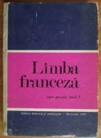 Anticariat: Ion Braescu - Limba franceza. Curs practic