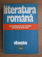Ion Bucsa, Teodor Capota - Literatura romana, Crestomatie de critica si istorie literara