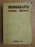 Anticariat: Ion Budescu - Monografia comunei Cirligele