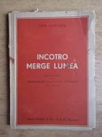 Anticariat: Ion Christu - Incotro merge lumea (1945)
