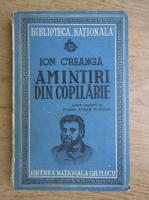 Ion Creanga - Amintiri din copilarie (1943)