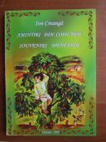 Ion Creanga - Amintiri din copilarie. Souvenirs d`enfance (editie bilingva)