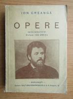Anticariat: Ion Creanga - Opere (1939)