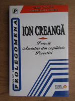 Ion Creanga - Povesti. Amintiri din copilarie. Povestiri