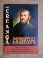 Anticariat: Ion Creanga - Povestiri corozive