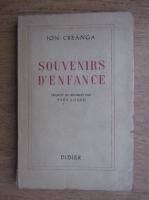 Anticariat: Ion Creanga - Souvenir d'enfance (1947)