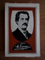 Anticariat: Ion Cretu - Mihail Eminescu. Biografie documentara