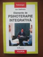 Ion Dafinoiu - Elemente de psihoterapie integrativa