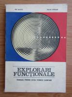 Anticariat: Ion Danciu - Explorari functionale