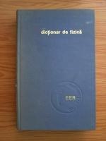 Ion Dima - Dictionar de fizica