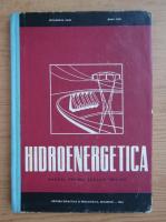 Anticariat: Ion Dima - Hidroenergetica. Manual pentru scolile tehnice (1965)