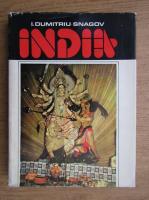Anticariat: Ion Dumitriu Snagov - India. Meridianul Gandhi