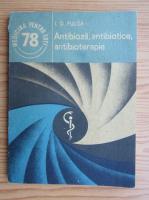 Ion Fulga - Antibioza, antibioticem, antibioterapie