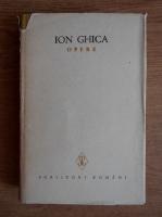 Ion Ghica - Opere (volumul 3)