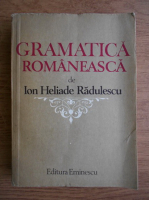 Ion Heliade Radulescu - Gramatica romaneasca