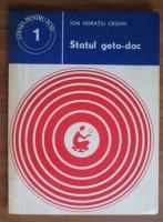 Anticariat: Ion Horatiu Crisan - Statul geto-dac
