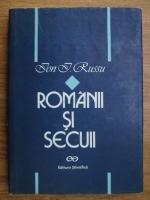 Ion I. Russu - Romanii si secuii