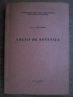 Ion Ianosi - Lectii de estetica