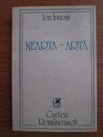 Ion Ianosi - Nearta  Arta