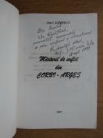 Anticariat: Ion Ilinescu - Marturii de suflet din Corbi, Arges (cu autograful autorului)