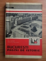Anticariat: Ion Ionascu - Bucuresti. Pagini de istorie
