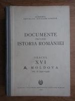 Ion Ionascu - Documente privind istoria Romaniei. Veacul XVI, A. Moldova, volumul 3 (1571-1590)