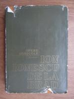 Ion Ionescu de la Brad - Opere agricole (volumul 1)
