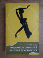 Anticariat: Ion Jipa - Programe de gimnastica artistica acrobatica